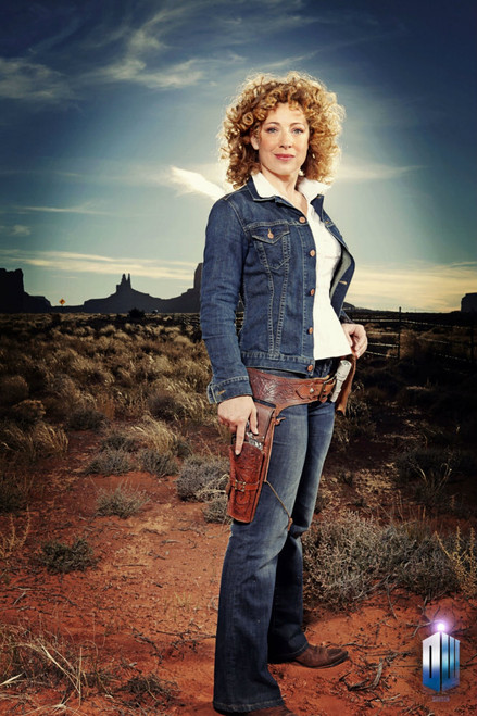 River Song Series Six Promotional Print