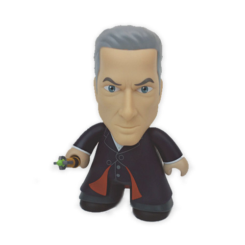 12th Doctor - Titan Vinyl Figure 6.5 inch Series