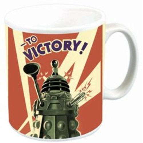 Doctor Who: VICTORY of the DALEKS Ceramic Mug