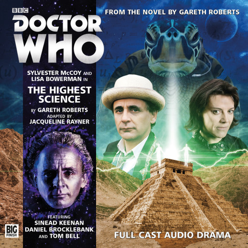 Doctor Who Novel Adaptation: THE HIGHEST SCIENCE - Big Finish Audio CD #2