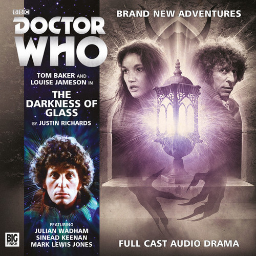 Doctor Who: 4th Doctor (Tom Baker) Stories: #4.2 The DARKNESS OF GLASS -  A Big Finish Audio Drama on CD