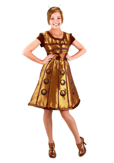 Doctor Who: Official BBC Licensed DALEK Costume Dress