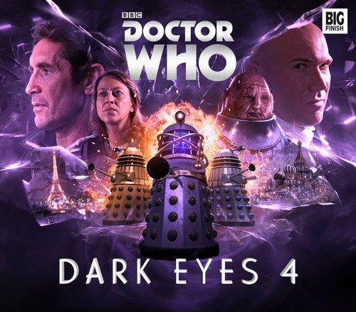 Doctor Who DARK EYES #4 Eighth Doctor (Paul McGann) Audio Drama Boxed Set  from Big Finish