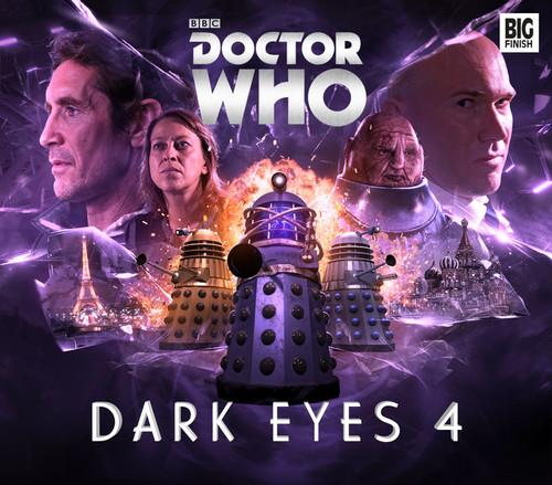 Doctor Who DARK EYES #4 Eighth Doctor (Paul McGann) Audio Drama Boxed Set  from Big Finish