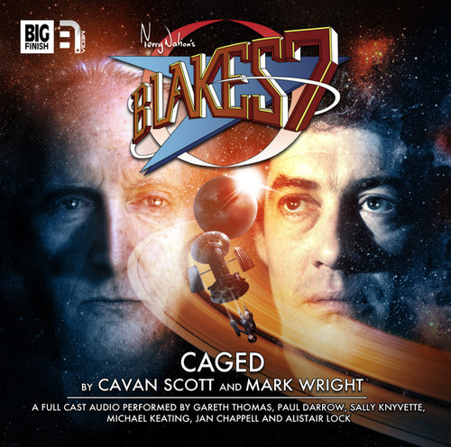 Big Finish Blake's 7: Battleground Audio CD #1.6