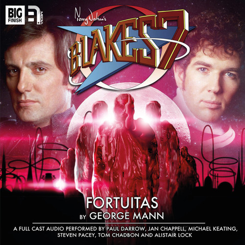 Big Finish Blake's 7: Fortuitas Audio CD #2.2