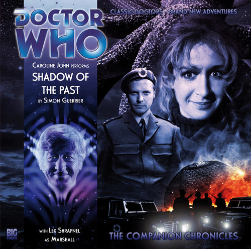 Companion Chronicles - Shadow of the past - Big Finish Audio CD 4.9