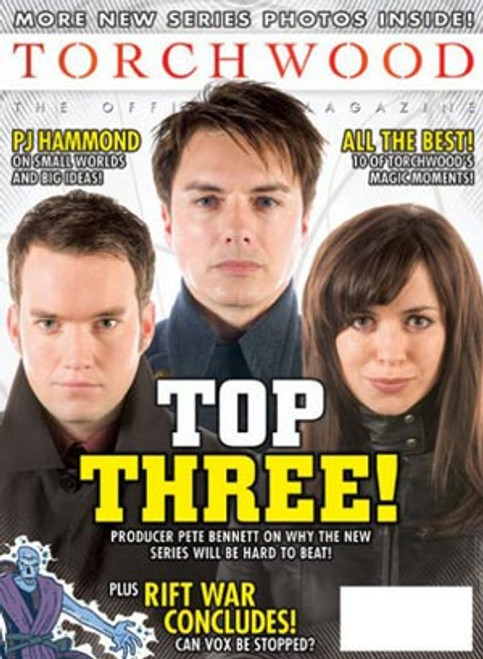 TORCHWOOD Official Magazine Issue #13 (FEB/MARCH 2009)