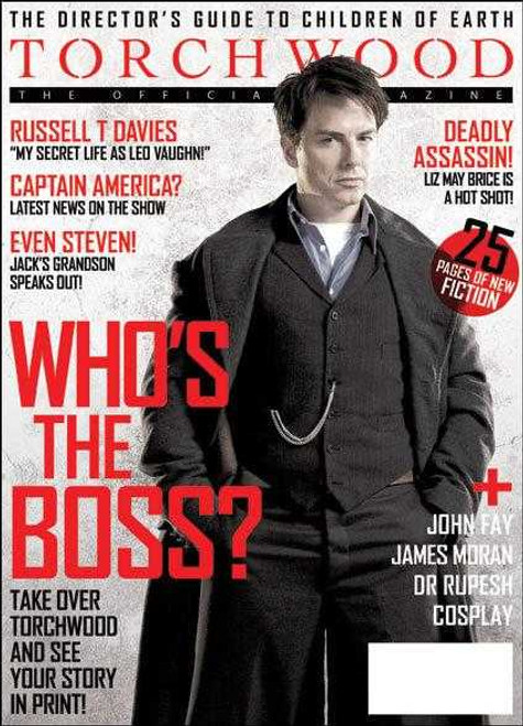 TORCHWOOD Official Magazine Issue #20