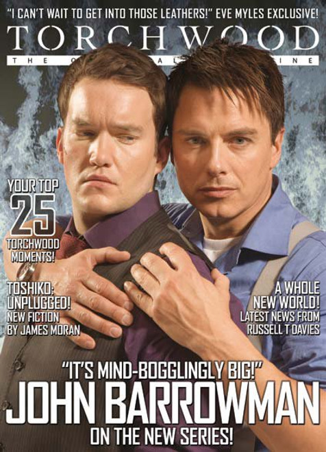 TORCHWOOD Official Magazine Issue #25 (The final issue)