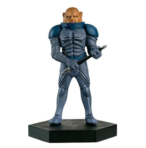 Doctor Who - SONTARAN - Eaglemoss Figurine #7 - 1:21 Scale