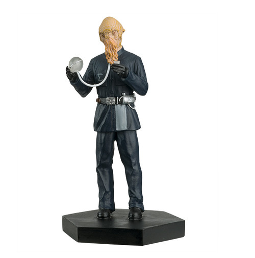 Doctor Who - OOD SIGMA - Eaglemoss Figurine #12 - 1:21 Scale (approx. 3.75 inches)