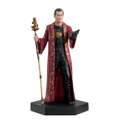 Doctor Who - LORD RASSILON - Eaglemoss Figurine #11 - 1:21 Scale (approx. 3.75 inches)