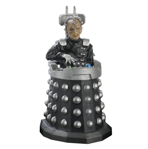 Doctor Who - DAVROS - Eaglemoss Figurine #2 - 1:21 Scale (approx. 3.75 inches)
