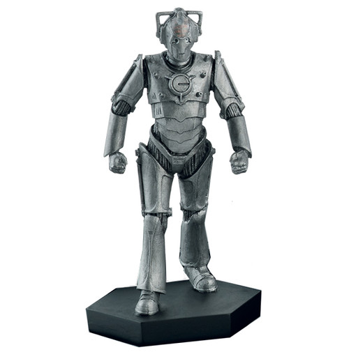 Doctor Who - CYBER CONTROLLER - Eaglemoss Figurine #3 - 1:21 Scale (approx. 3.75 inches)