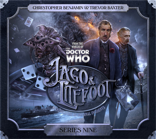 Jago and Litefoot Series Nine CD Boxset from Big Finish