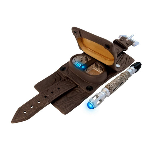 Vortex Manipulator With Sonic Screwdriver