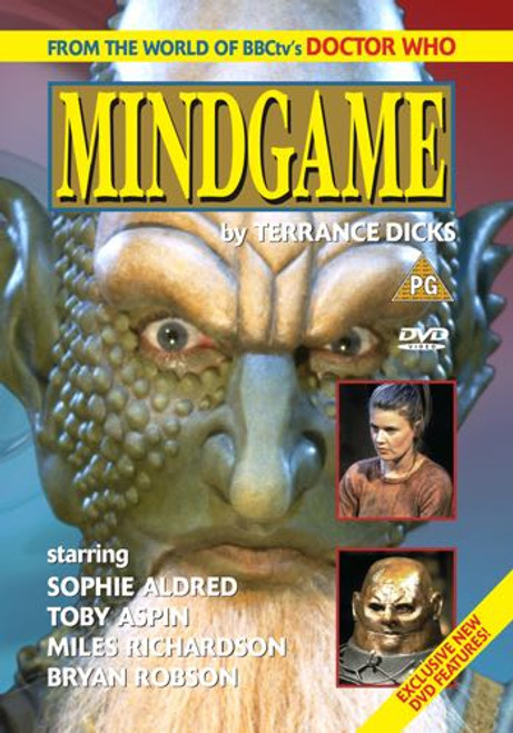 Mindgame - Reeltime Productions UK Imported DVD  (Last Few Copies)