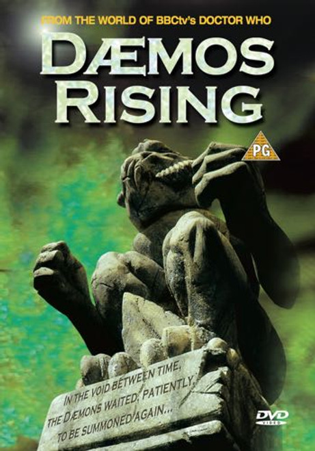 Daemos Rising - Reeltime Productions UK Imported DVD (Limited Signed Edition)