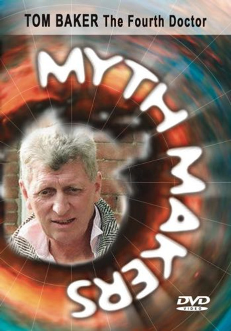 Myth Makers - Tom Baker (4th Doctor) - Reeltime Productions UK Imported DVD