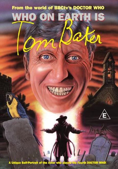 Who on Earth is 'Tom Baker' - Reeltime Productions UK Imported DVD
