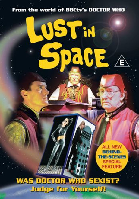 Lust in Space - Reeltime Productions UK Imported DVD  (Last Few Copies)