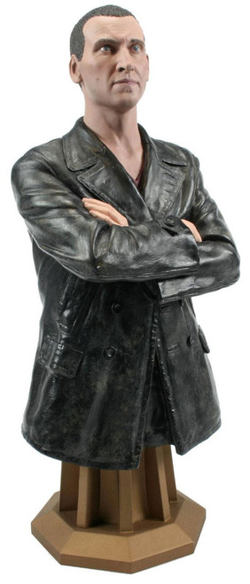 Doctor Who Masterpiece Titan Bust Collection - 9th Doctor - Christopher Eccleston