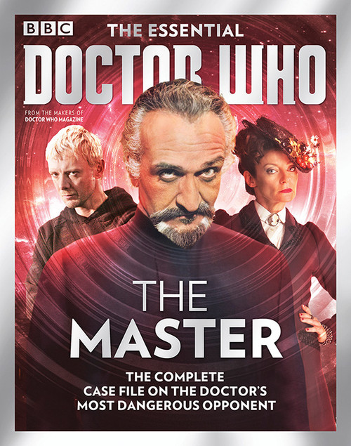 The Essential Doctor Who Magazine: Issue #4 - THE MASTER