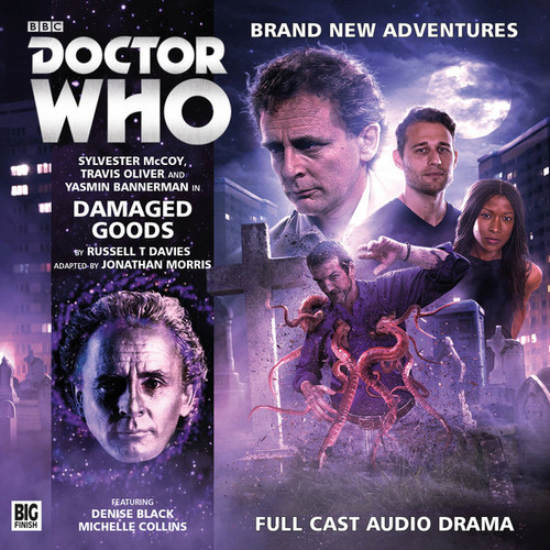 Doctor Who Novel Adaptation: DAMAGED GOODS - Big Finish Audio CD #6