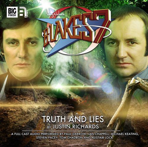 Big Finish Blake's 7: Truth and Lies Audio CD #2.6