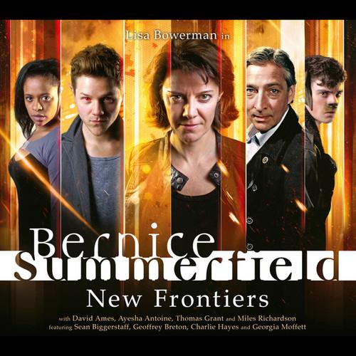 Bernice Summerfield: #4 New Frontiers - Big Finish Audio CD Boxed Set