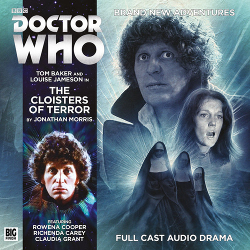 Doctor Who: 4th Doctor (Tom Baker) Stories: #4.6 The CLOISTER OF TERROR -  A Big Finish Audio Drama on CD