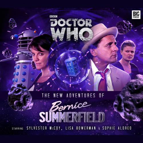 Bernice Summerfield: New Adventures Volume 1 - Big Finish Audio Box Set
