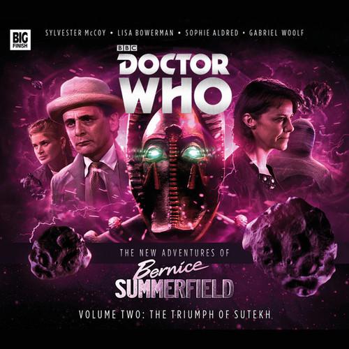 Bernice Summerfield: New Adventures Volume 2: The Triumph of Sutekh - Big Finish Audio Box Set
