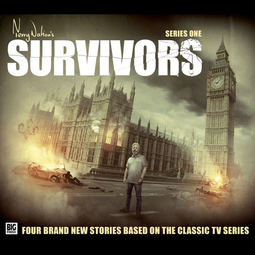 SURVIVORS: Series One - Big Finish Audio CD Boxed Set