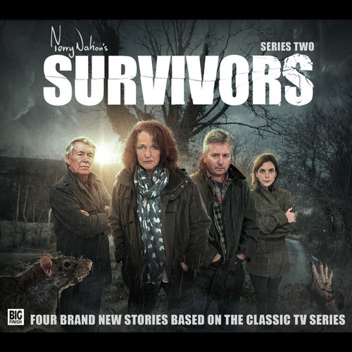 SURVIVORS: Series Two - Big Finish Audio CD Boxed Set
