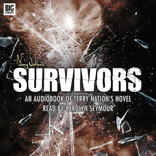 SURVIVORS: Audiobook of Terry Nation's Novel - Big Finish Audio CD Set