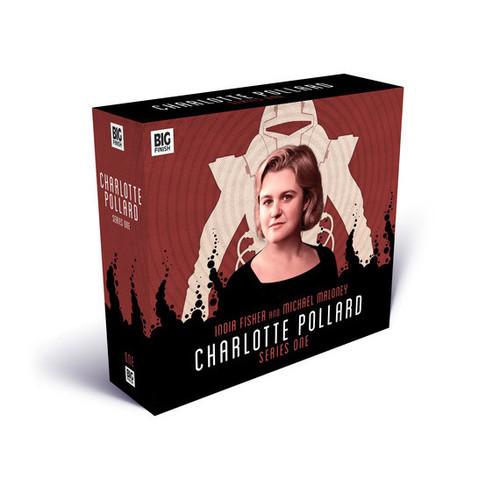 Charlotte Pollard: Series One - Big Finish Audio CD Boxed Set