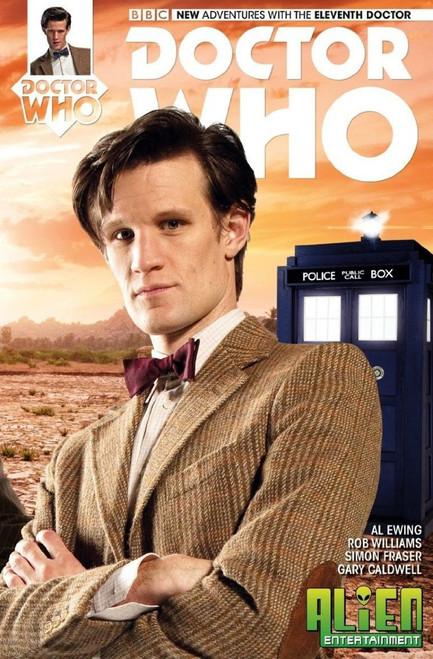 Doctor Who: 11th Doctor Titan Comics #1 (Alien Entertainment Exclusive)
