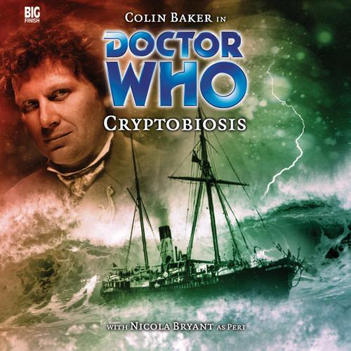 CRYPTOBIOSIS - Special Big Finish Audio CD #IV