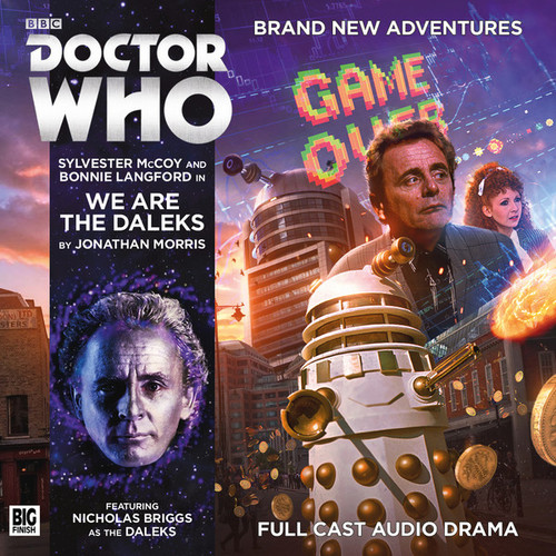 Doctor Who: WE ARE THE DALEKS - Big Finish 7th Doctor Audio CD #201