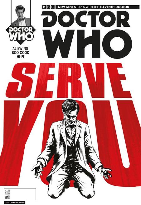 11th Doctor Titan Comics: Series 1 #9
