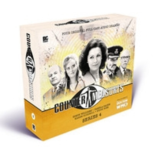 Counter-Measures: Series 4 Boxed Set - Big Finish Audio CD
