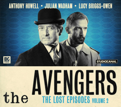 The Avengers - The Lost Episodes: Series 2 Boxed Set- Big Finish Audio CD