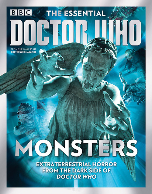 The Essential Doctor Who Magazine: Issue #5 - THE MONSTERS