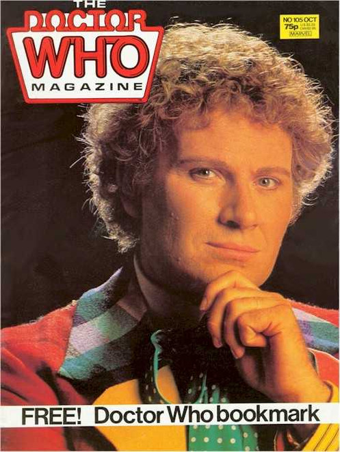 Doctor Who Magazine #105 - FREE Bookmark