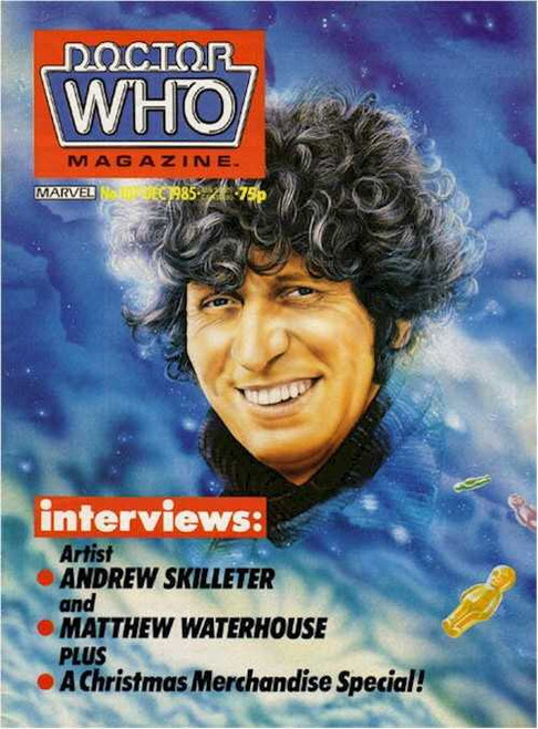 Doctor Who Magazine #107