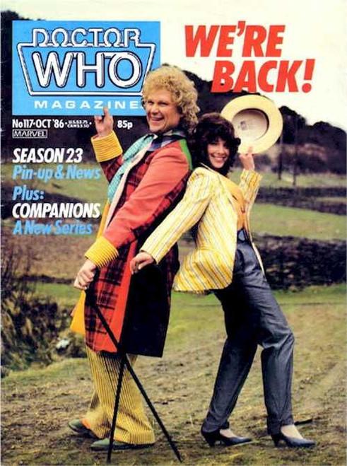 Doctor Who Magazine #117 - Season 23