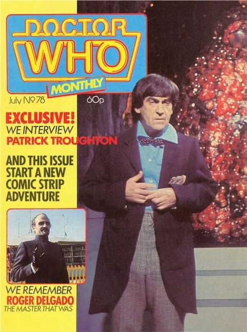 Doctor Who Magazine #78