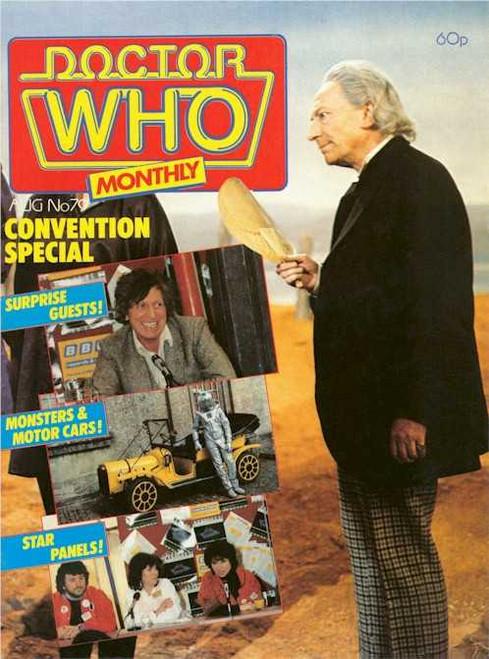 Doctor Who Magazine #79